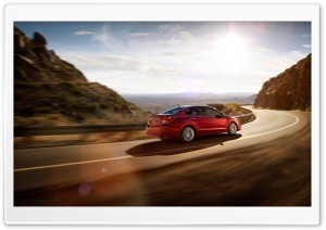 Subaru Impreza 2012 HD Wide Wallpaper for Widescreen