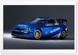 Subaru Impreza HD Wide Wallpaper for Widescreen