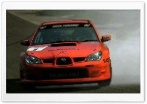 Subaru Impreza WRX GT5 HD Wide Wallpaper for Widescreen