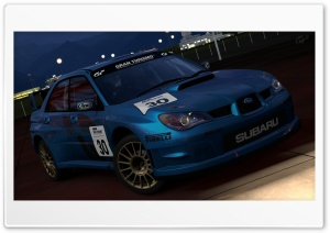 Subaru Impreza WRX STI HD Wide Wallpaper for Widescreen