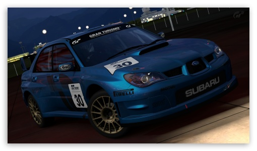 Subaru Impreza WRX STI HD wallpaper for HD 16:9 High Definition WQHD QWXGA 1080p 900p 720p QHD nHD ; Mobile 16:9 - WQHD QWXGA 1080p 900p 720p QHD nHD ;