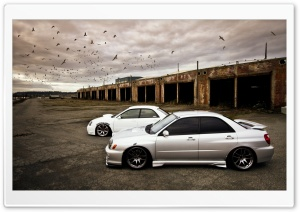 Subaru Ready To Go HD Wide Wallpaper for Widescreen
