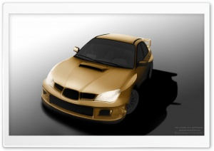 Subaru Wrx Sti HD Wide Wallpaper for Widescreen