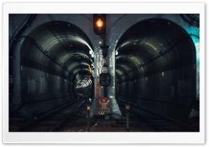 Subway Tokyo HD Wide Wallpaper for Widescreen
