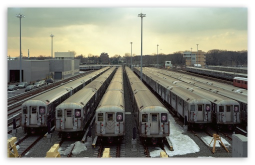 Subway Trains Depot HD wallpaper for Wide 16:10 5:3 Widescreen WHXGA WQXGA WUXGA WXGA WGA ; HD 16:9 High Definition WQHD QWXGA 1080p 900p 720p QHD nHD ; Standard 4:3 3:2 Fullscreen UXGA XGA SVGA DVGA HVGA HQVGA devices ( Apple PowerBook G4 iPhone 4 3G 3GS iPod Touch ) ; Tablet 1:1 ; iPad 1/2/Mini ; Mobile 4:3 5:3 3:2 16:9 - UXGA XGA SVGA WGA DVGA HVGA HQVGA devices ( Apple PowerBook G4 iPhone 4 3G 3GS iPod Touch ) WQHD QWXGA 1080p 900p 720p QHD nHD ; Dual 16:10 4:3 5:4 WHXGA WQXGA WUXGA WXGA UXGA XGA SVGA QSXGA SXGA ;