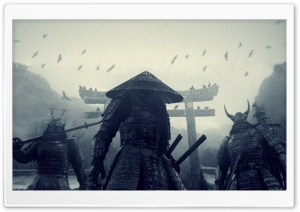 Sucker Punch Samurai HD Wide Wallpaper for 4K UHD Widescreen desktop & smartphone