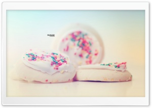 Sugar Cookies HD Wide Wallpaper for Widescreen