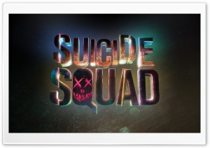 Suicide Squad HD Wide Wallpaper for Widescreen