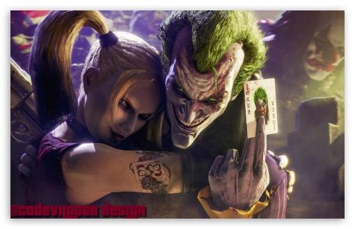 Suicide Squad Joker And Harley 4k Hd Desktop Wallpaper