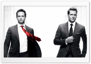 Suits TV Show HD Wide Wallpaper for Widescreen