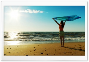 Summer Freedom Ultra HD Wallpaper for 4K UHD Widescreen desktop, tablet & smartphone