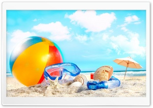 Summer Holiday HD Wide Wallpaper for Widescreen