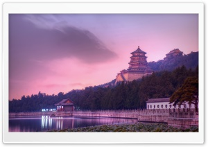 Summer Palace Beijing HD Wide Wallpaper for 4K UHD Widescreen desktop & smartphone