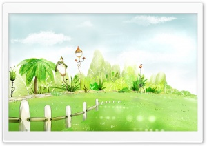 Summer Scenes 3 HD Wide Wallpaper for Widescreen