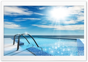 Summer Water HD Wide Wallpaper for Widescreen
