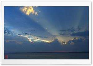 Summertime Blues HD Wide Wallpaper for Widescreen