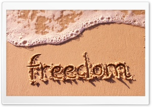 Summertime Freedom HD Wide Wallpaper for Widescreen