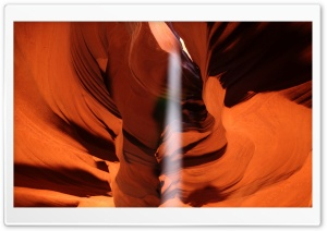Sun Beam In The Canyon HD Wide Wallpaper for 4K UHD Widescreen desktop & smartphone