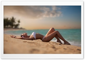 Sunbathe HD Wide Wallpaper for Widescreen