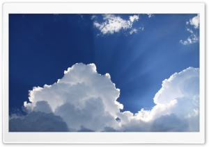 Sunbeams HD Wide Wallpaper for Widescreen