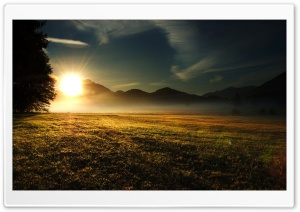 Sundown HD Wide Wallpaper for Widescreen