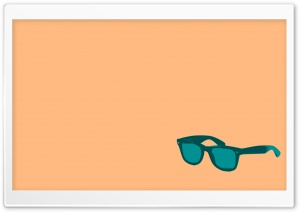 Sunglasses Vector Art HD Wide Wallpaper for Widescreen