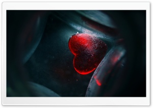 Sunken Heart HD Wide Wallpaper for Widescreen