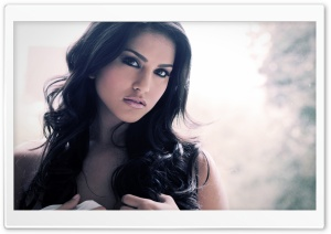 Sunny Leone HD Wide Wallpaper for Widescreen