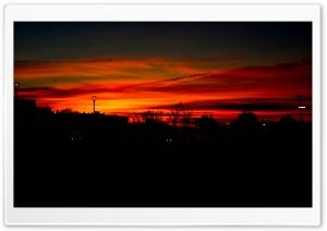 Sunrise HD Wide Wallpaper for 4K UHD Widescreen desktop & smartphone
