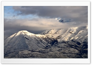 Sunrise, Mount Timpanogos HD Wide Wallpaper for Widescreen