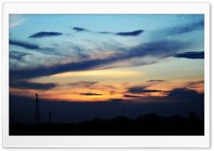 Sunset HD Wide Wallpaper for Widescreen