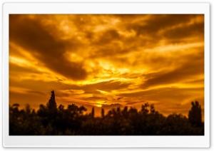 Sunset HD Wide Wallpaper for 4K UHD Widescreen desktop & smartphone