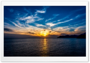 Sunset HD Wide Wallpaper for Widescreen