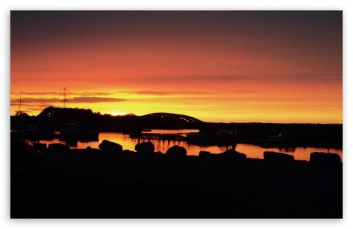 Sunset ❤ 4K UHD Wallpaper for Wide 16:10 Widescreen WHXGA WQXGA WUXGA WXGA ;