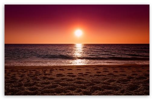 Sunset Beach Ultra Hd Desktop Background Wallpaper For 4k Uhd Tv Widescreen Ultrawide Desktop Laptop Tablet Smartphone