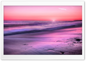 Sunset, Dana Point, San Clemente, Califonia HD Wide Wallpaper for Widescreen