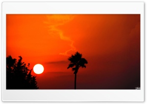 Sunset Iran HD Wide Wallpaper for Widescreen