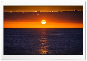 Sunset, Kenting, Taiwan HD Wide Wallpaper for Widescreen