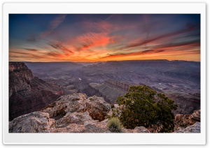 Sunset, Lipan Point View, Grand Canyon National Park, Arizona Ultra HD Wallpaper for 4K UHD Widescreen desktop, tablet & smartphone