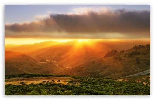 Sunset Over The California State Route 92 HD wallpaper for Standard 4:3 5:4 Fullscreen UXGA XGA SVGA QSXGA SXGA ; Wide 16:10 5:3 Widescreen WHXGA WQXGA WUXGA WXGA WGA ; HD 16:9 High Definition WQHD QWXGA 1080p 900p 720p QHD nHD ; Other 3:2 DVGA HVGA HQVGA devices ( Apple PowerBook G4 iPhone 4 3G 3GS iPod Touch ) ; Mobile VGA WVGA iPhone iPad PSP Phone - VGA QVGA Smartphone ( PocketPC GPS iPod Zune BlackBerry HTC Samsung LG Nokia Eten Asus ) WVGA WQVGA Smartphone ( HTC Samsung Sony Ericsson LG Vertu MIO ) HVGA Smartphone ( Apple iPhone iPod BlackBerry HTC Samsung Nokia ) Sony PSP Zune HD Zen ; Tablet 2 Android 3 DVGA HVGA HQVGA devices ( Apple PowerBook G4 iPhone 4 3G 3GS iPod Touch ) ; Dual 4:3 5:4 16:10 5:3 16:9 UXGA XGA SVGA QSXGA SXGA WHXGA WQXGA WUXGA WXGA WGA WQHD QWXGA 1080p 900p 720p QHD nHD ;