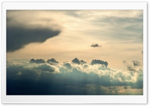 Sunset Sky HD Wide Wallpaper for Widescreen