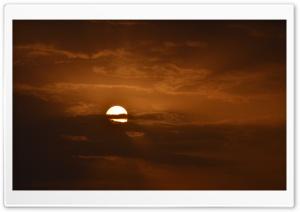 Sunset Time HD Wide Wallpaper for 4K UHD Widescreen desktop & smartphone