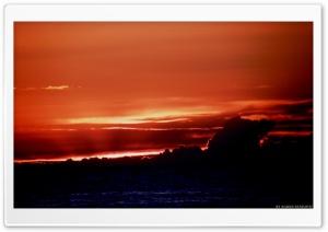 Sunset Zadar Croatia HD Wide Wallpaper for 4K UHD Widescreen desktop & smartphone