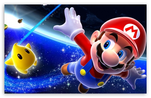 Super Mario Galaxy ❤ 4K UHD Wallpaper for Wide 16:10 5:3 Widescreen WHXGA WQXGA WUXGA WXGA WGA ; 4K UHD 16:9 Ultra High Definition 2160p 1440p 1080p 900p 720p ; Standard 5:4 3:2 Fullscreen QSXGA SXGA DVGA HVGA HQVGA ( Apple PowerBook G4 iPhone 4 3G 3GS iPod Touch ) ; Tablet 1:1 ; Mobile 5:3 3:2 16:9 5:4 - WGA DVGA HVGA HQVGA ( Apple PowerBook G4 iPhone 4 3G 3GS iPod Touch ) 2160p 1440p 1080p 900p 720p QSXGA SXGA ;