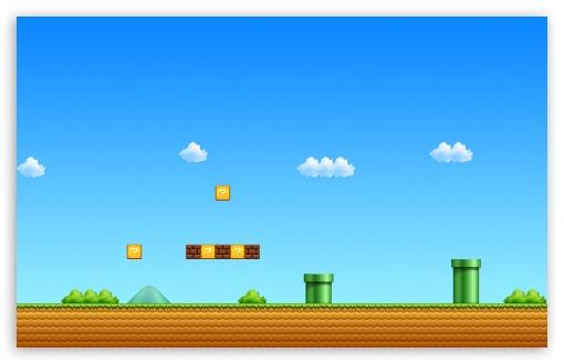 Super Mario Game HD wallpaper for Wide 16:10 5:3 Widescreen WHXGA WQXGA WUXGA WXGA WGA ; HD 16:9 High Definition WQHD QWXGA 1080p 900p 720p QHD nHD ; Standard 4:3 5:4 3:2 Fullscreen UXGA XGA SVGA QSXGA SXGA DVGA HVGA HQVGA devices ( Apple PowerBook G4 iPhone 4 3G 3GS iPod Touch ) ; Tablet 1:1 ; iPad 1/2/Mini ; Mobile 4:3 5:3 3:2 16:9 5:4 - UXGA XGA SVGA WGA DVGA HVGA HQVGA devices ( Apple PowerBook G4 iPhone 4 3G 3GS iPod Touch ) WQHD QWXGA 1080p 900p 720p QHD nHD QSXGA SXGA ; Dual 16:9 4:3 5:4 WQHD QWXGA 1080p 900p 720p QHD nHD UXGA XGA SVGA QSXGA SXGA ;