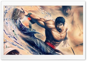 Super Street Fighter IV Arcade Edition HD Wide Wallpaper for Widescreen