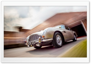 Superb Aston Martin DB5 Ultra HD Wallpaper for 4K UHD Widescreen desktop, tablet & smartphone
