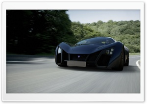 Supercar HD Wide Wallpaper for Widescreen