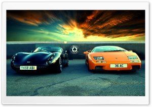 Supercars HD Wide Wallpaper for Widescreen