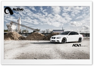 Supercharged ADV.1 Active Autowerke M3 HD Wide Wallpaper for Widescreen